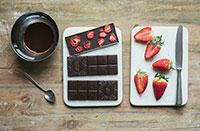 Schokolade-mit-leckeren-Toppings